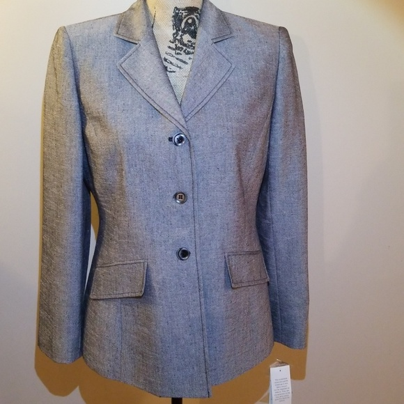 Le Suit Dresses Nwt Womens Pant Suit In Size 8p Poshmark